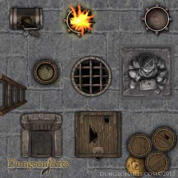 Store Dungeon Arts